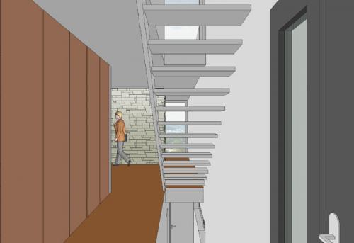 drei a architekten efh rainstrasse oetwil a l. Black Bedroom Furniture Sets. Home Design Ideas